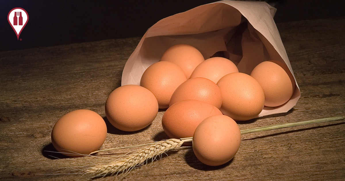 Why Do We Eat Chicken Eggs?