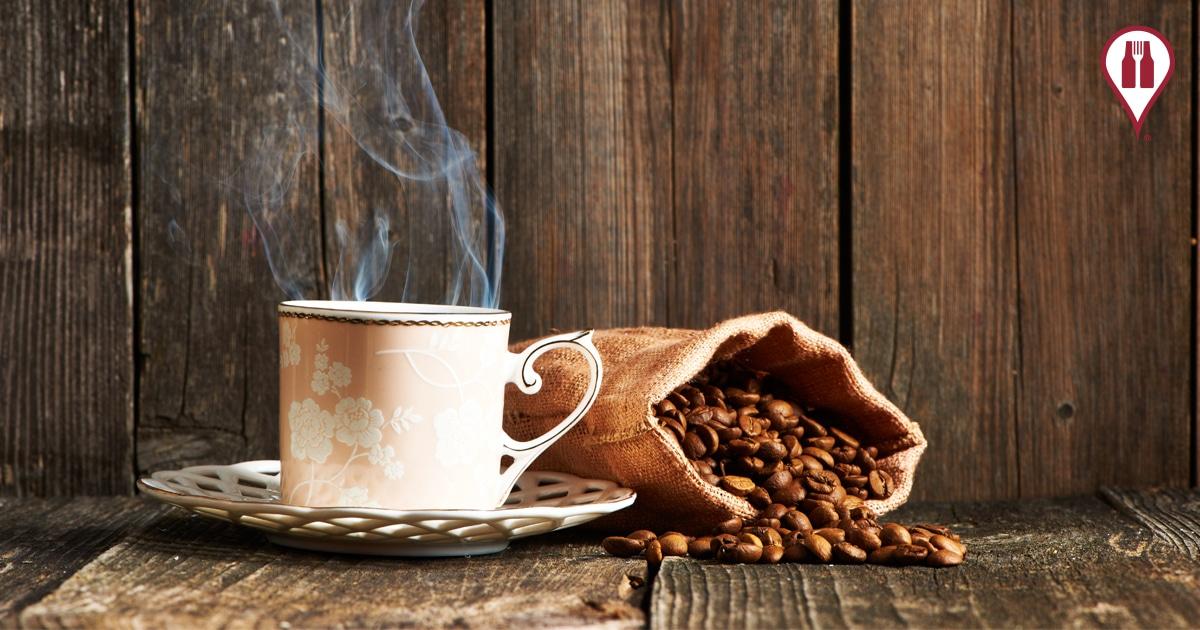 delicious arabica coffee