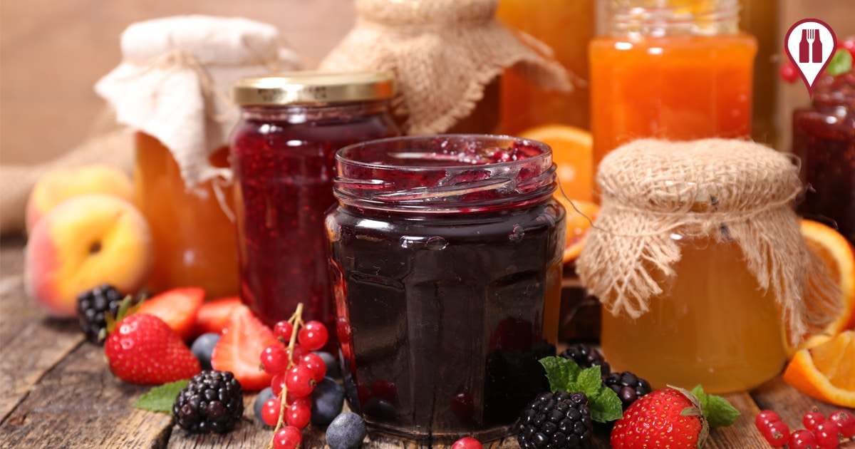 Know the Difference Between Jelly, Jam, and Preserves